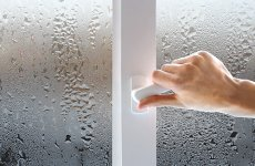 Устраняем запотевание пластиковых окон